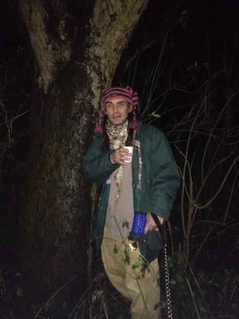 wassailing with the trixie pixies !